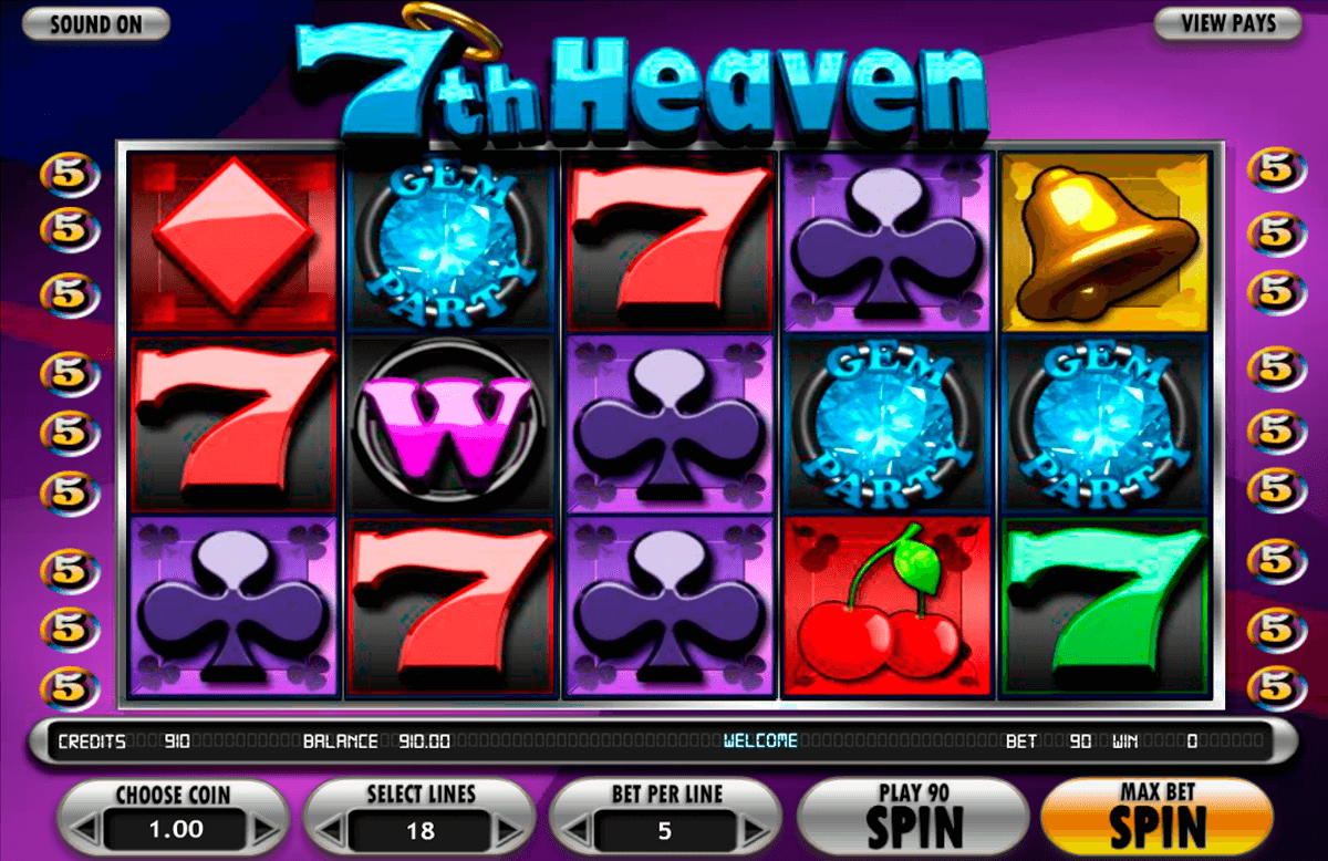 7th heaven betsoft tragamonedas gratis