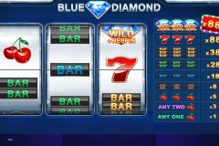 blue diamond red tiger tragamonedas gratis