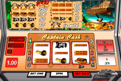captain cash betsoft tragamonedas gratis