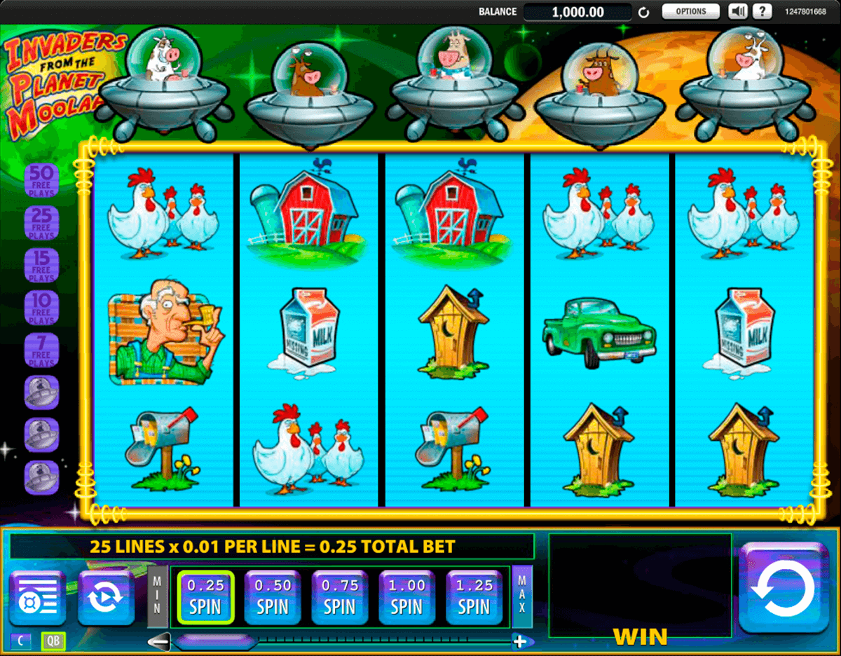 invaders from the planet moolah wms tragamonedas gratis