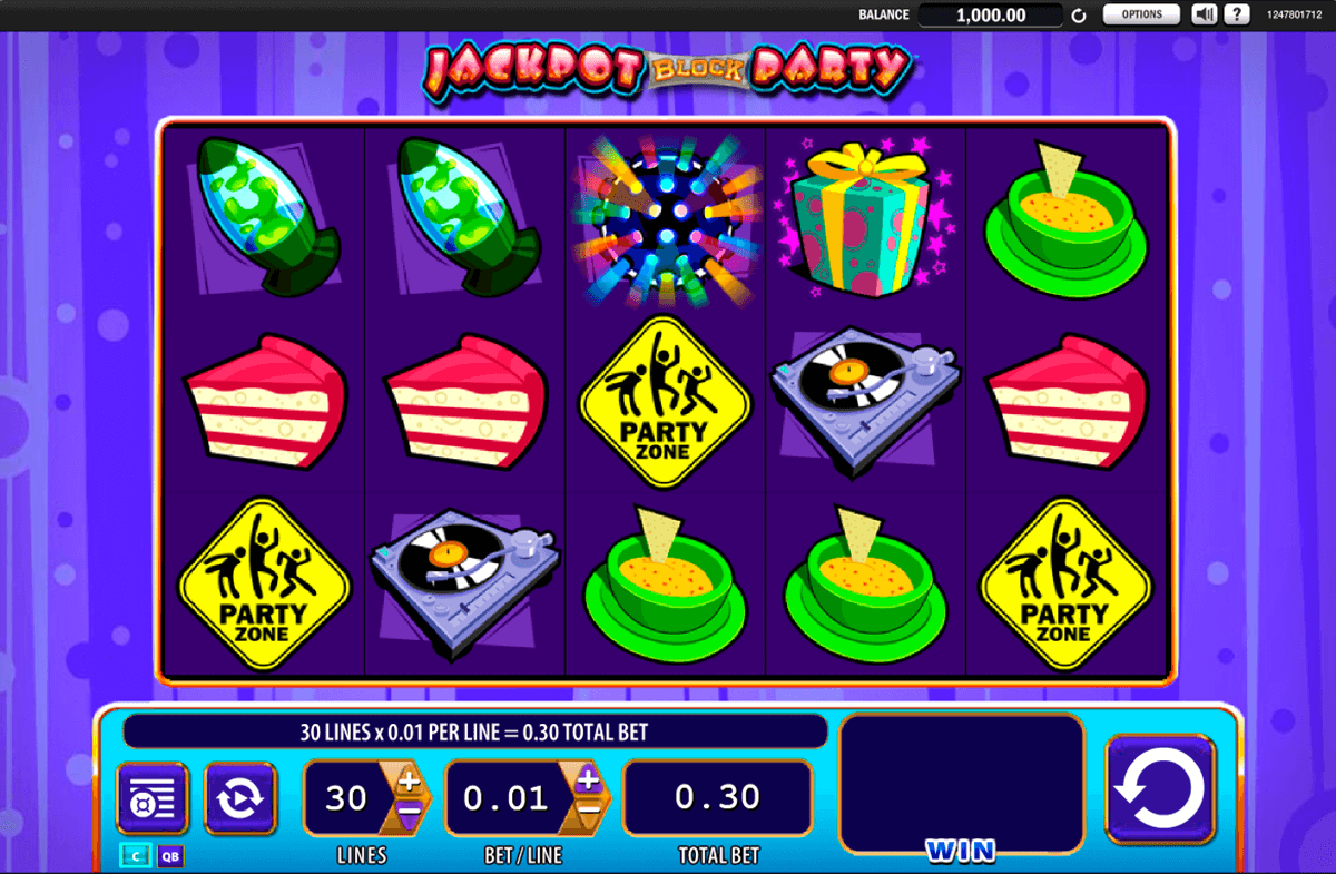 jackpot block party wms tragamonedas gratis