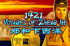logo 1421 voyages of zheng he igt juegos casino