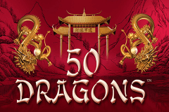 logo 50 dragons aristocrat juegos casino