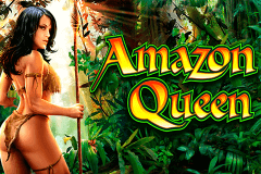 logo amazon queen wms juegos casino