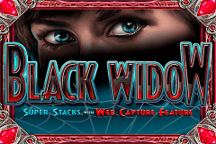 logo black widow igt juegos casino