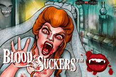 logo blood suckers netent juegos casino