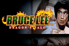 logo bruce lee dragons tale wms juegos casino