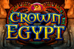 logo crown of egypt igt juegos casino