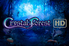 logo crystal forest wms juegos casino