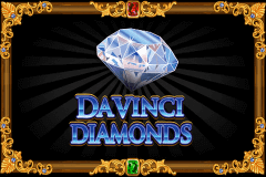logo da vinci diamonds igt juegos casino