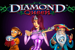 logo diamond queen igt juegos casino