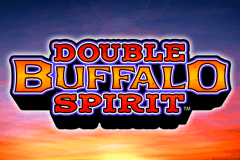 logo double buffalo spirit wms juegos casino