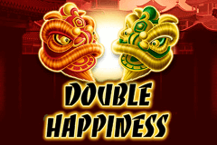 logo double happiness aristocrat juegos casino