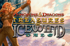 logo dungeons and dragons treasures of icewind dale igt juegos casino