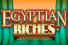 logo egyptian riches wms juegos casino