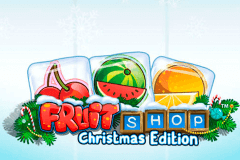 logo fruit shop christmas edition netent juegos casino