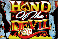logo hand of the devil bally juegos casino
