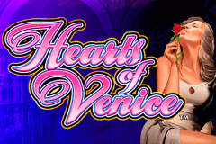 logo hearts of venice wms juegos casino
