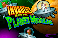 logo invaders from the planet moolah wms juegos casino