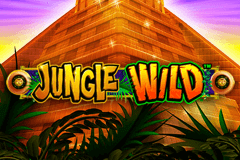 logo jungle wild wms juegos casino