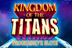 logo kingdom of the titans wms juegos casino