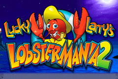 logo lucky larrys lobstermania igt juegos casino