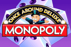 logo monopoly once around deluxe wms juegos casino