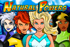 logo natural powers igt juegos casino