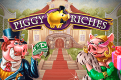 logo piggy riches netent juegos casino