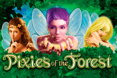 logo pixies of the forest igt juegos casino