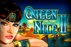 logo queen of the nile ii aristocrat juegos casino