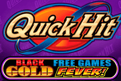 logo quick hit black gold bally juegos casino
