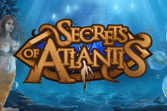 logo secrets of atlantis netent juegos casino