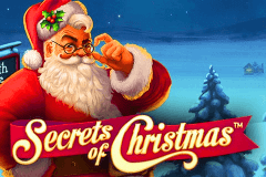 logo secrets of christmas netent juegos casino