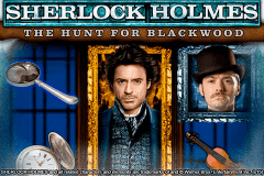 logo sherlock holmes the hunt for blackwood igt juegos casino