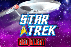 logo star trek red alert wms juegos casino