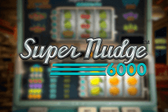 logo super nudge 6000 netent juegos casino