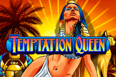 logo temptation queen wms juegos casino