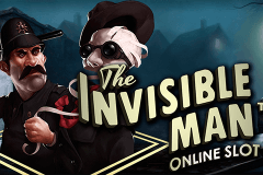 logo the invisible man netent juegos casino