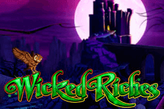 logo the wizard of oz wicked riches wms juegos casino