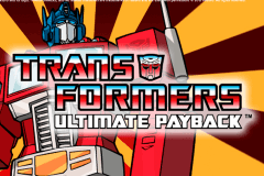 logo transformers ultimate payback igt juegos casino