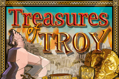 logo treasures of troy igt juegos casino