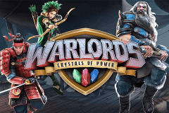 logo warlords crystals of power netent juegos casino