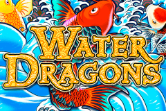 logo water dragons igt juegos casino