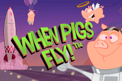 logo when pigs fly netent juegos casino