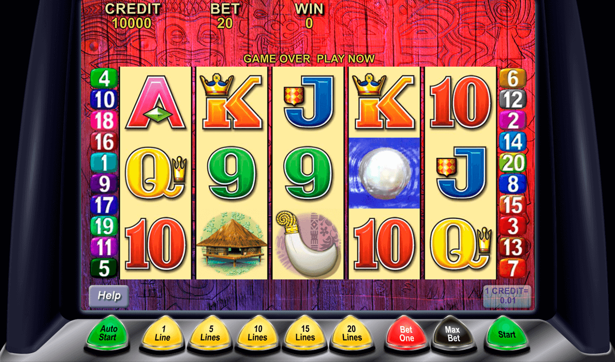 Spiele Tiki Torch - Video Slots Online