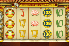 dragons luck red tiger tragamonedas gratis