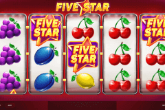 five star red tiger tragamonedas gratis