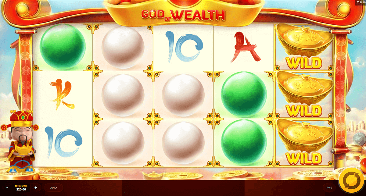 god of wealth red tiger tragamonedas gratis