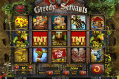 greedy servants spinomenal tragamonedas gratis